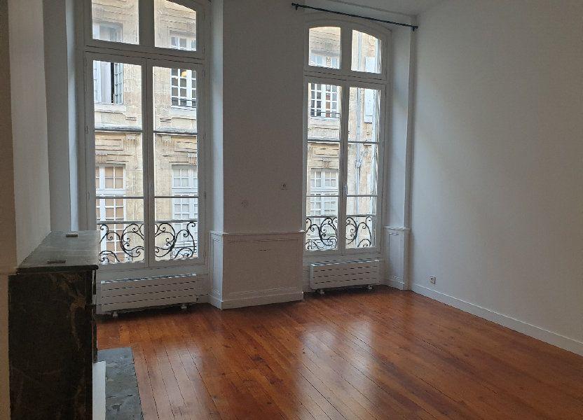 Appartement à louer 64.15m2 à Bordeaux