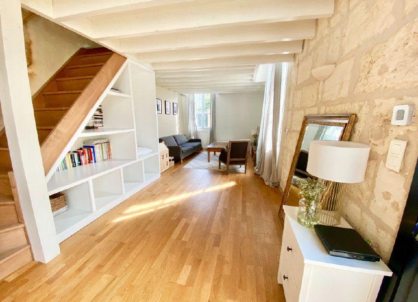 Maison à vendre 62m2 à Le Bouscat