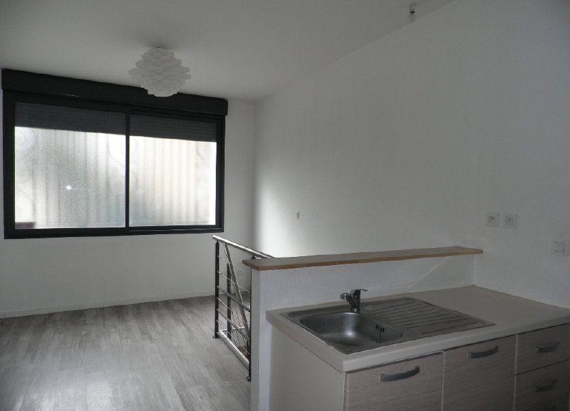 Appartement à louer 21m2 à Bordeaux
