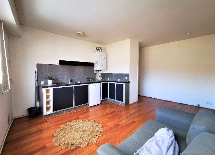 Appartement à vendre 35.36m2 à Bordeaux