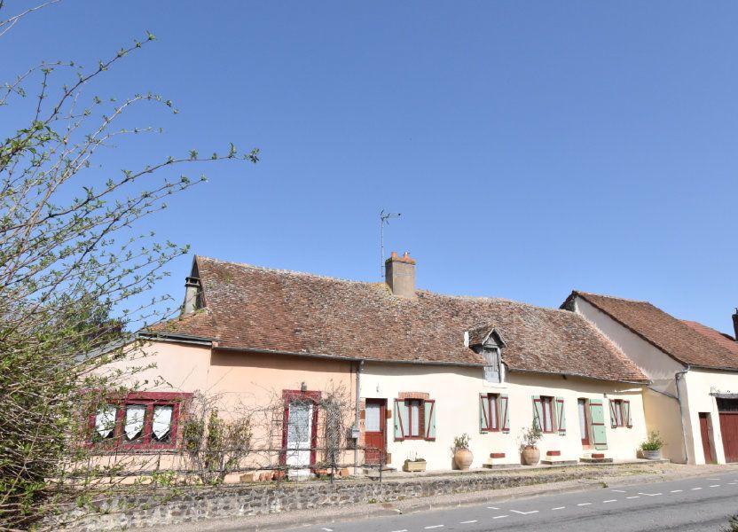 Maison à vendre 216m2 à Sury-ès-Bois