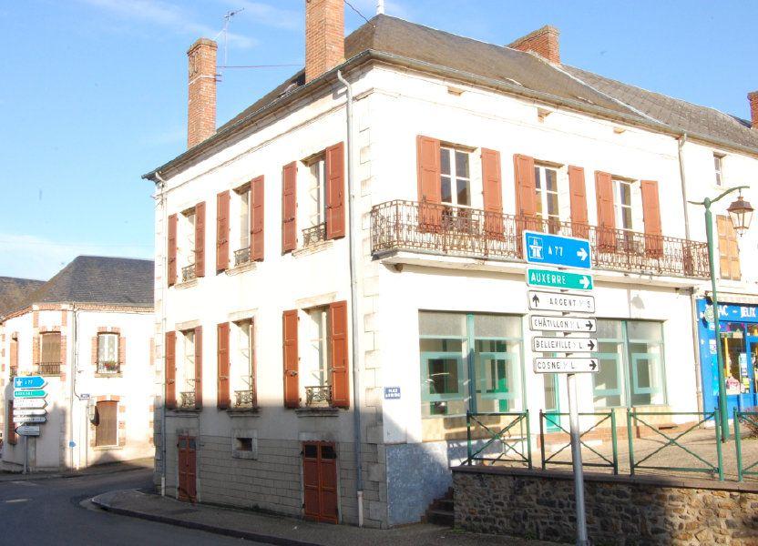 Immeuble à vendre 163m2 à Vailly-sur-Sauldre