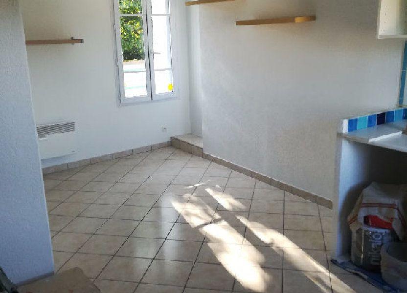 Appartement à louer 23.13m2 à Villemareuil