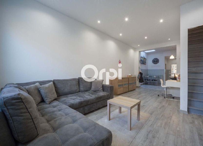Maison à vendre 95m2 à Wattrelos