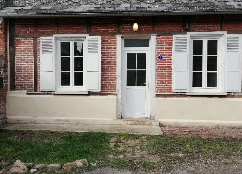 Maison à louer 48m2 à Beaulieu-les-Fontaines
