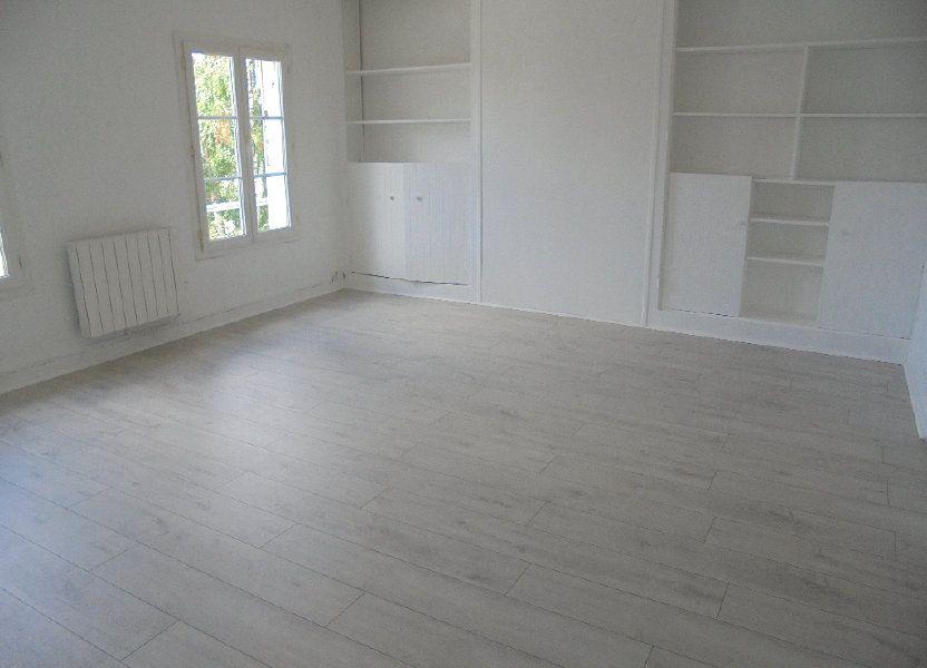 Appartement à louer 58m2 à Noyon