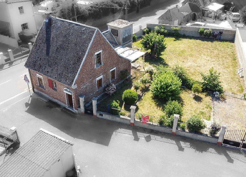 Maison à vendre 82m2 à Ham