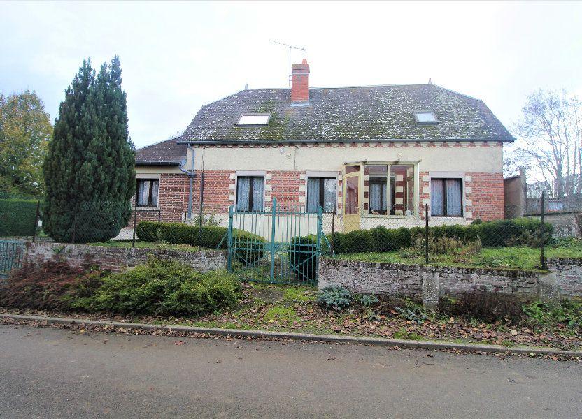 Maison à vendre 125m2 à Monchy-Lagache