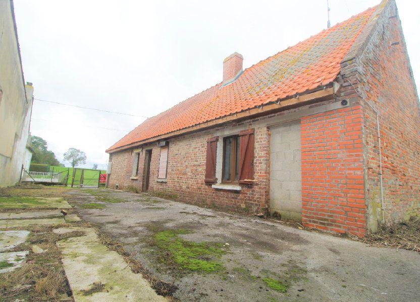Maison à vendre 82.59m2 à Esmery-Hallon