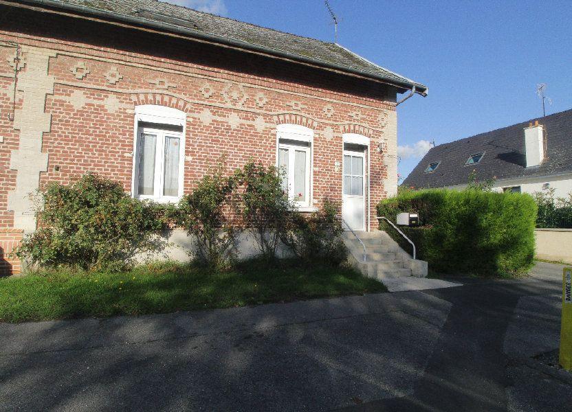 Maison à vendre 116m2 à Aubigny-aux-Kaisnes