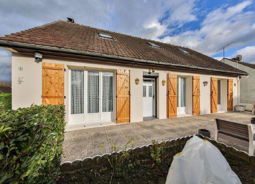 Maison à vendre 124.38m2 à Blérancourt