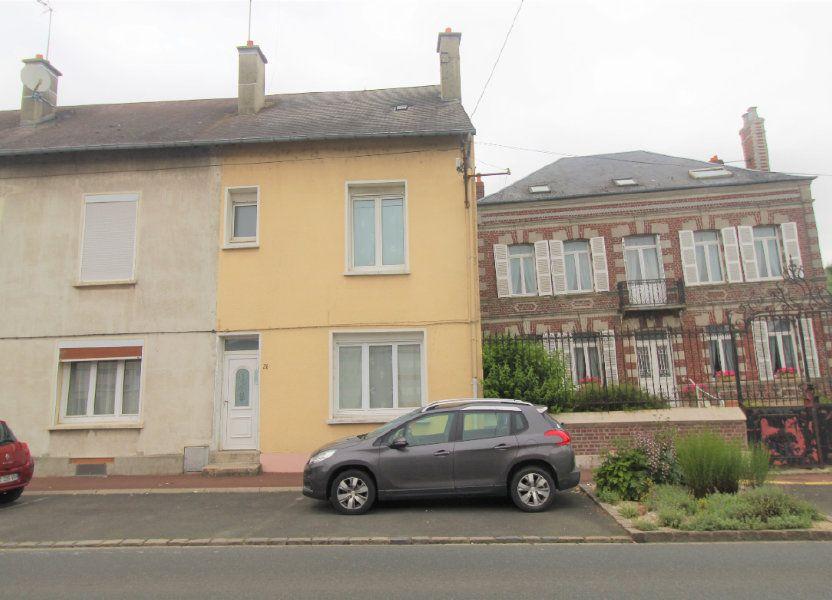 Maison à vendre 96.34m2 à Ham