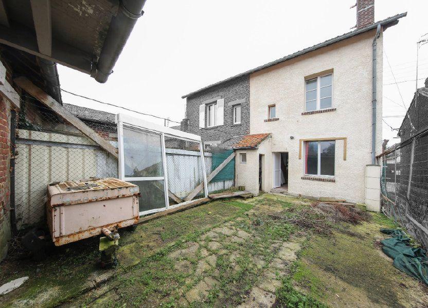 Maison à vendre 73m2 à Noyon