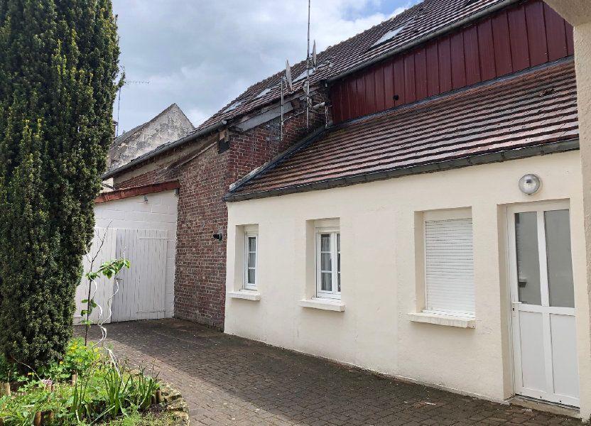 Maison à vendre 0m2 à Noyon