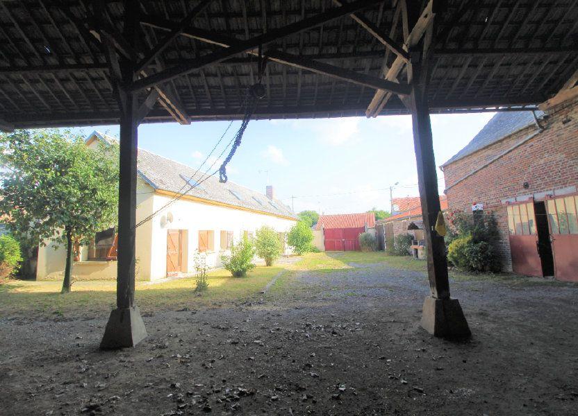 Maison à vendre 187m2 à Hombleux