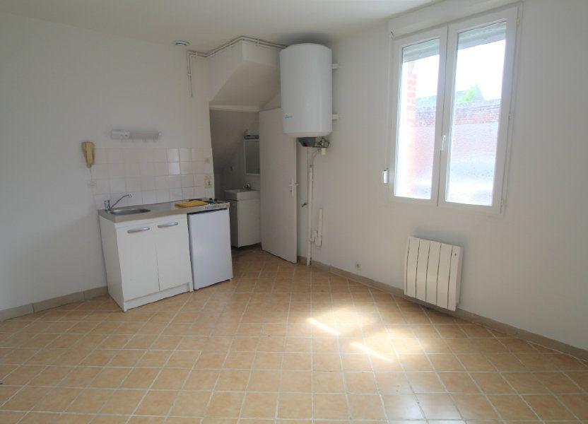 Appartement à louer 16.97m2 à Moyencourt