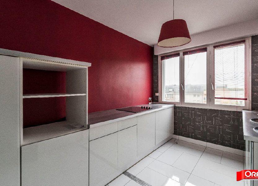Appartement à louer 72m2 à Reims