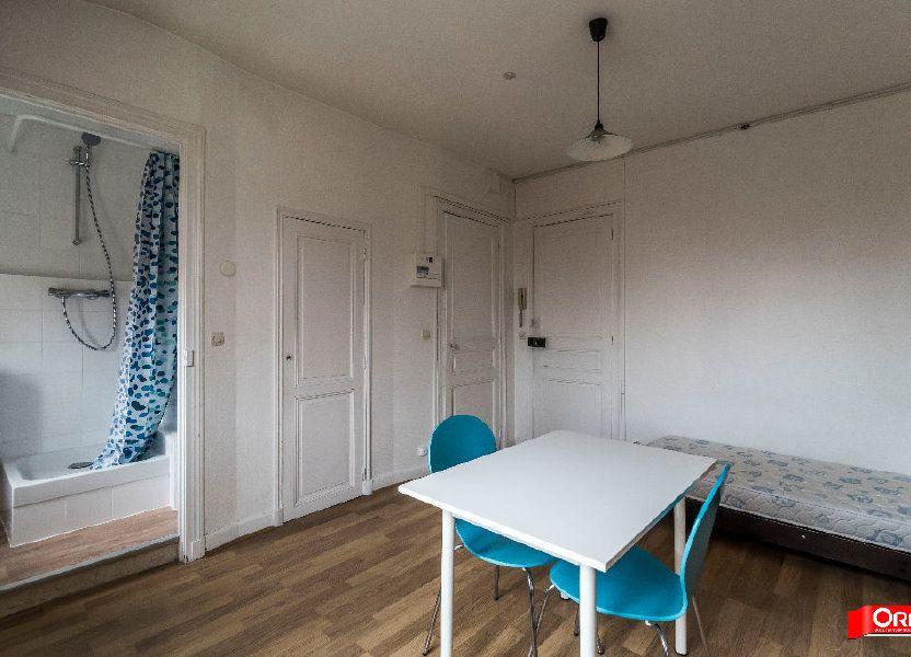 Appartement à louer 16m2 à Reims