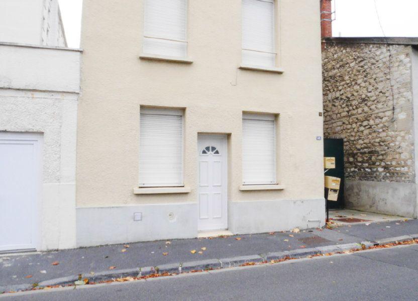 Appartement à louer 22.4m2 à Reims