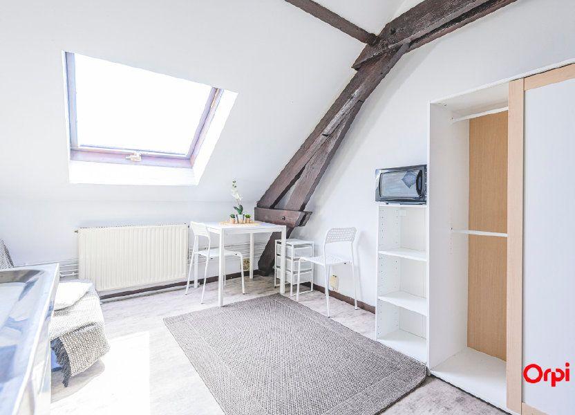 Appartement à louer 16.06m2 à Reims