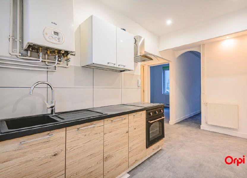 Appartement à vendre 43.89m2 à Reims