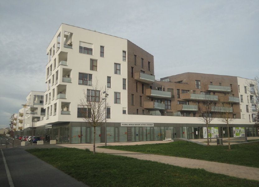 Appartement à vendre 88.43m2 à Reims