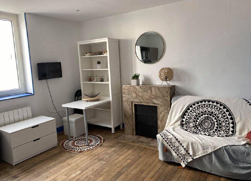Appartement à louer 16.98m2 à Reims