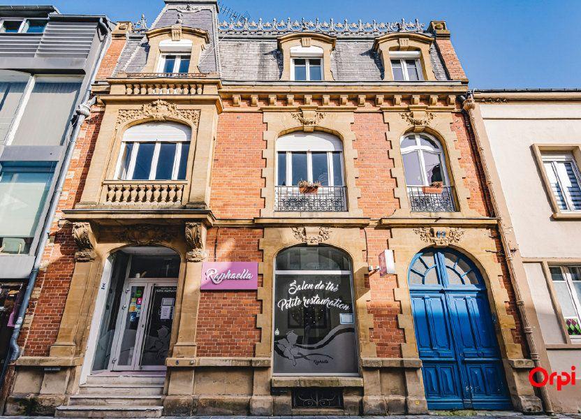 Immeuble à vendre 565m2 à Charleville-Mézières