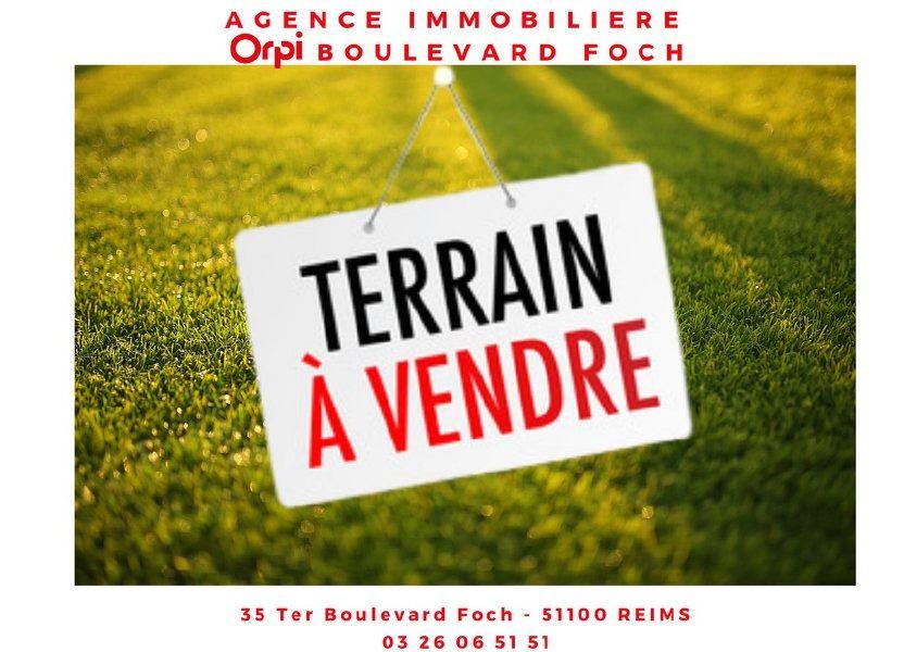 Terrain à vendre 118m2 à Reims