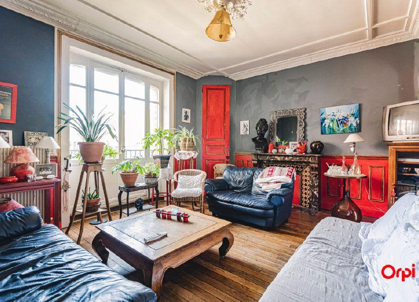 Appartement à vendre 108m2 à Charleville-Mézières