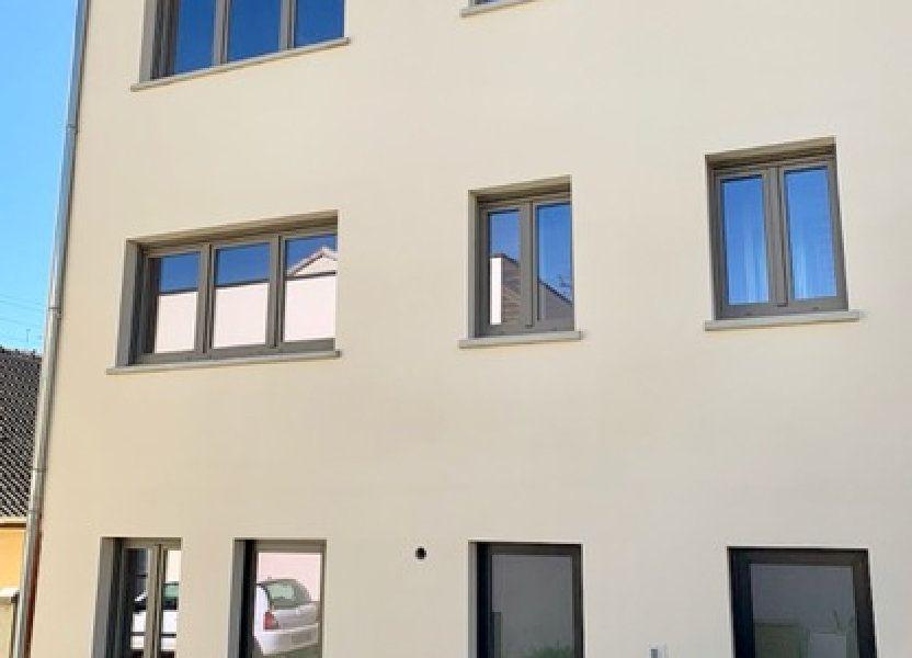Appartement à vendre 44.3m2 à Reims