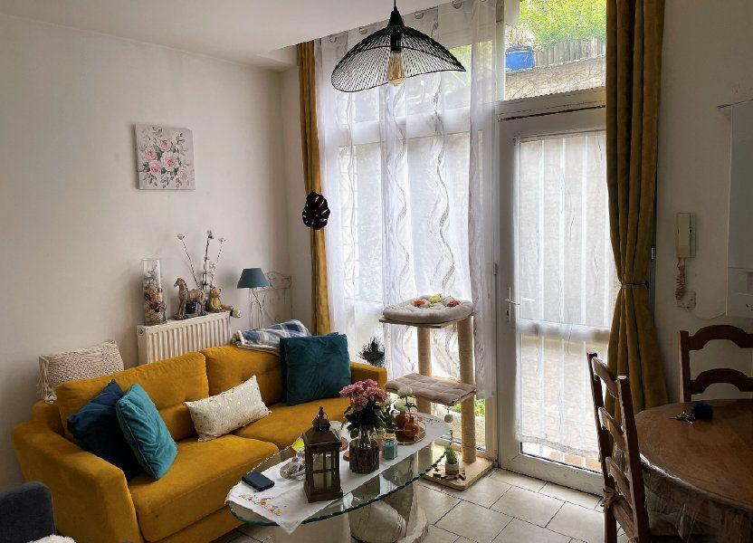 Appartement à vendre 46m2 à Reims