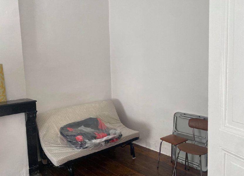 Appartement à louer 26.1m2 à Reims