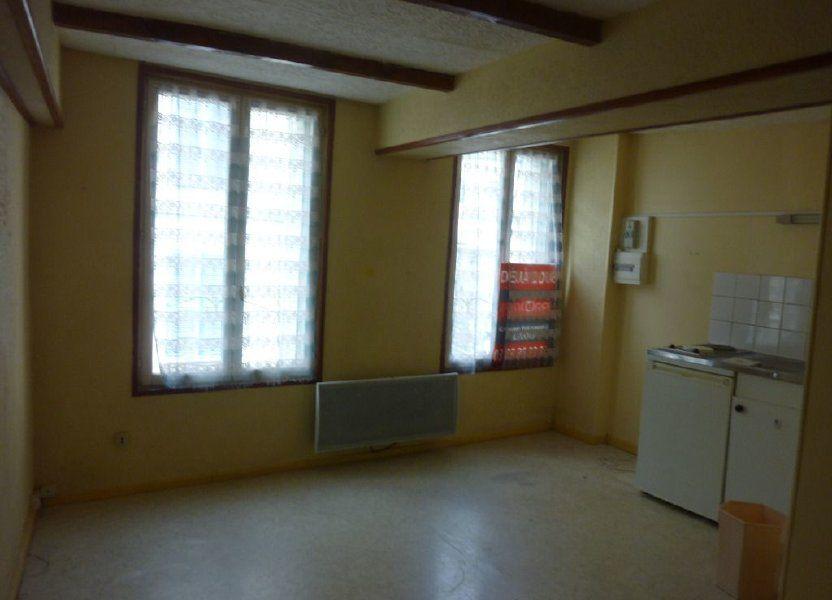 Appartement à louer 20m2 à Laon