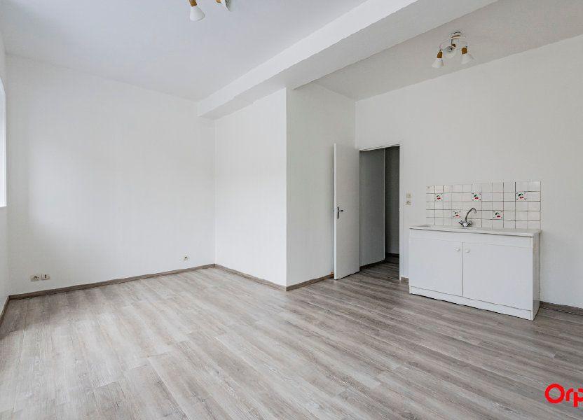 Appartement à louer 32m2 à Laon