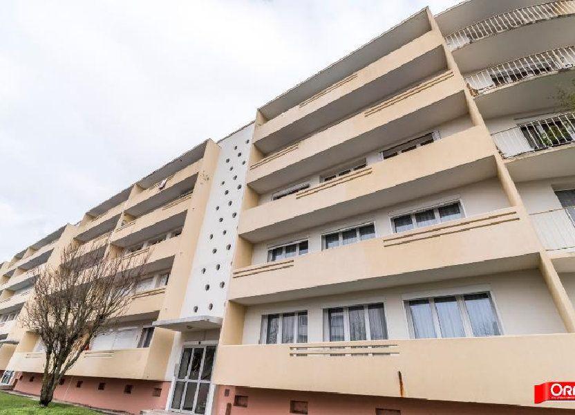 Appartement à vendre 66m2 à Laon