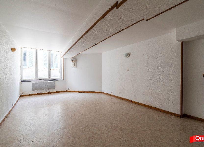 Appartement à louer 28m2 à Laon