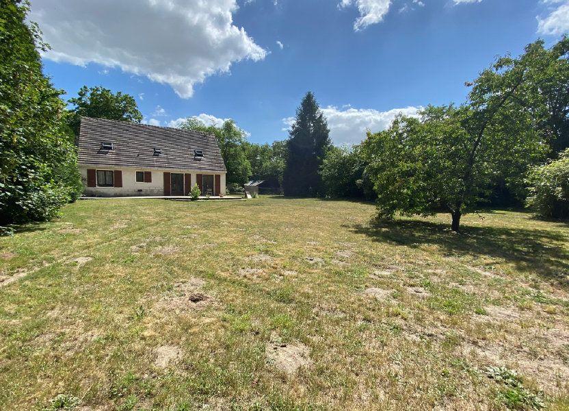 Maison à vendre 150m2 à Presles-et-Thierny