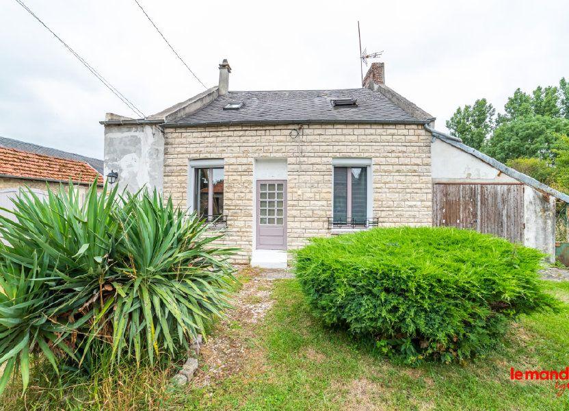 Maison à vendre 95m2 à Froidmont-Cohartille