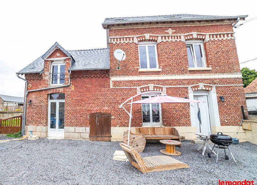 Maison à vendre 150m2 à Mesbrecourt-Richecourt
