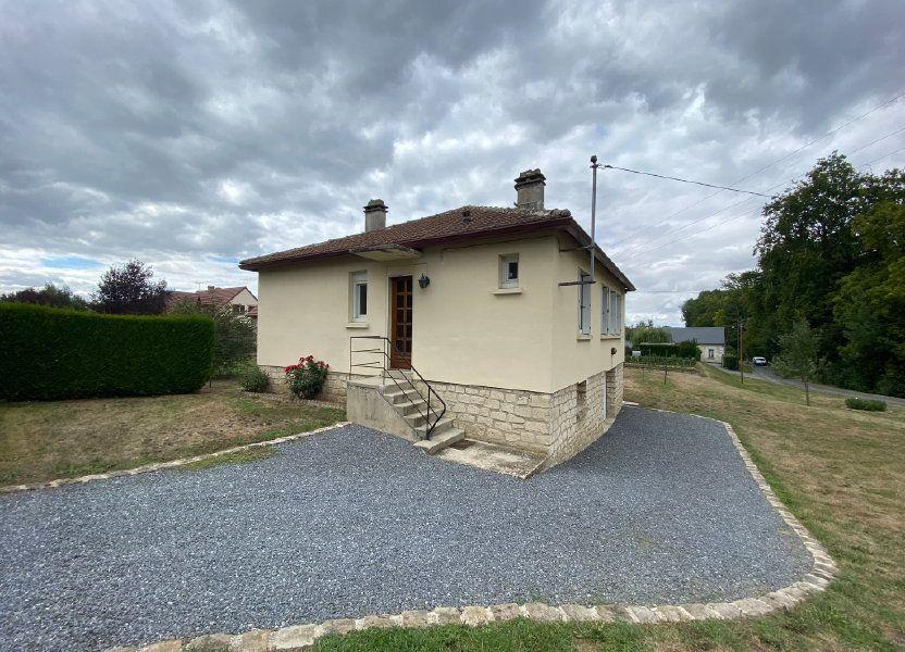 Maison à vendre 70m2 à Nouvion-le-Vineux