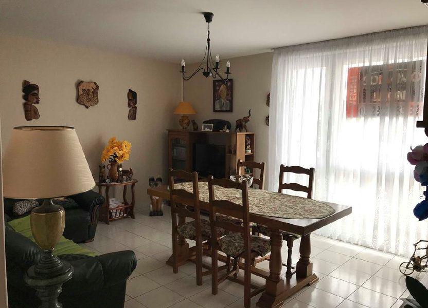 Appartement à vendre 58.2m2 à Laon
