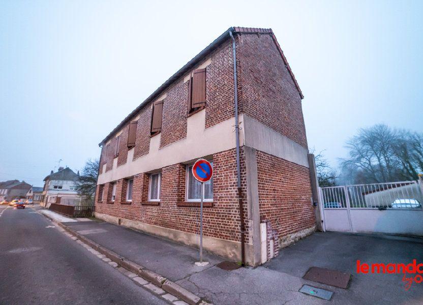 Appartement à louer 90m2 à Laon