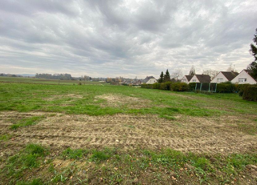Terrain à vendre 763m2 à Versigny