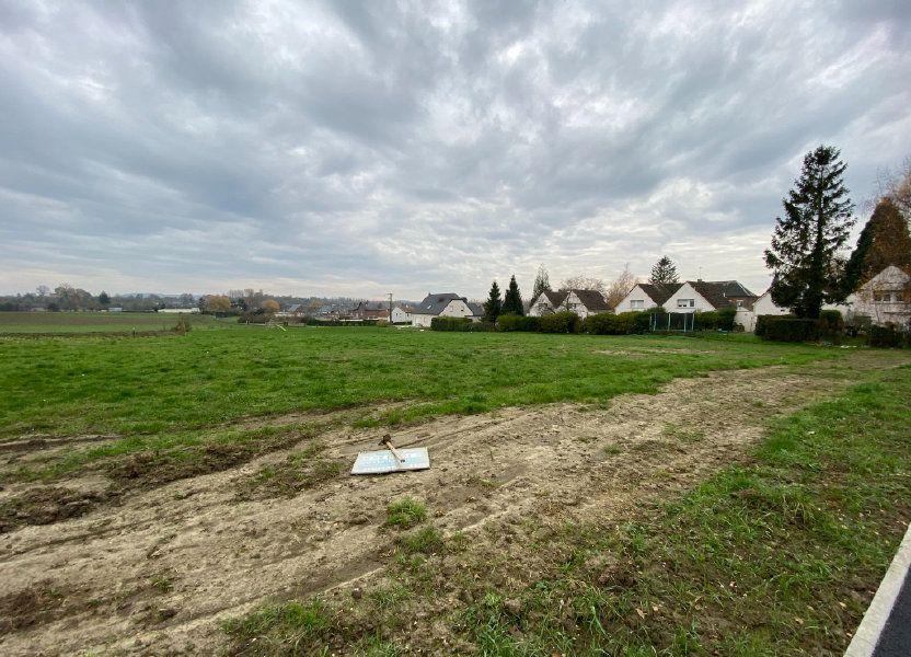 Terrain à vendre 731m2 à Versigny