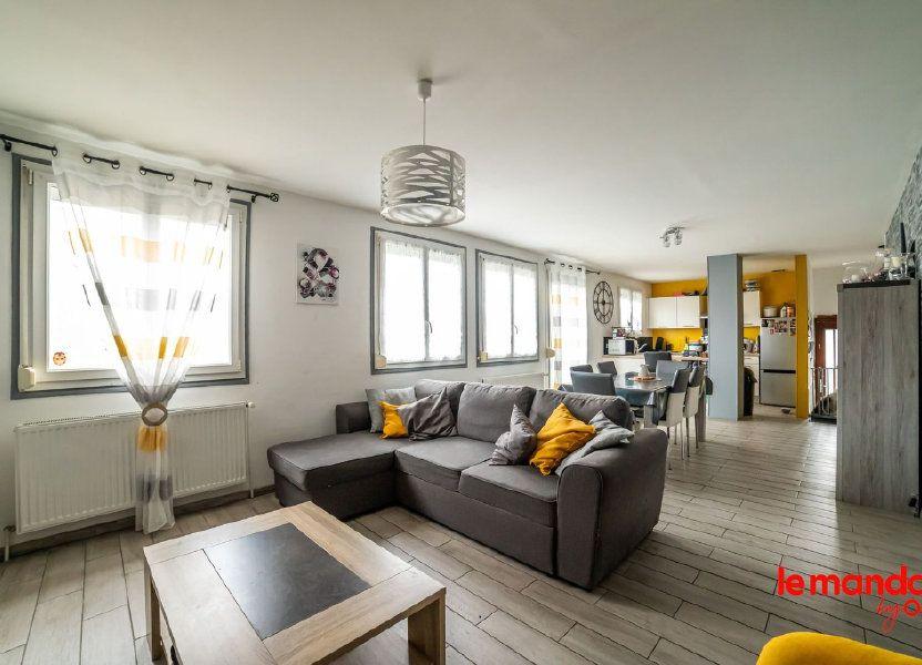 Maison à vendre 100m2 à Saint-Erme-Outre-et-Ramecourt
