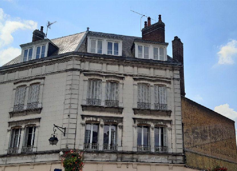 Appartement à vendre 63m2 à Laon