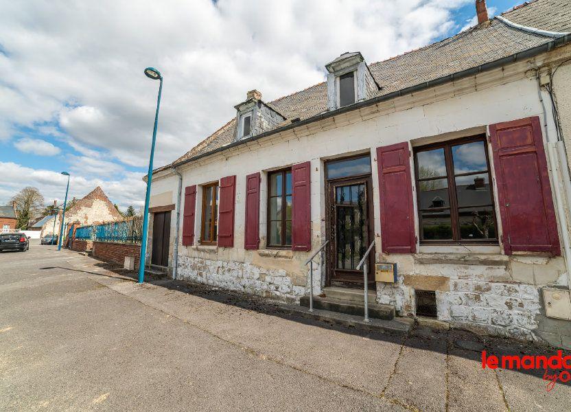 Maison à vendre 95m2 à Voyenne