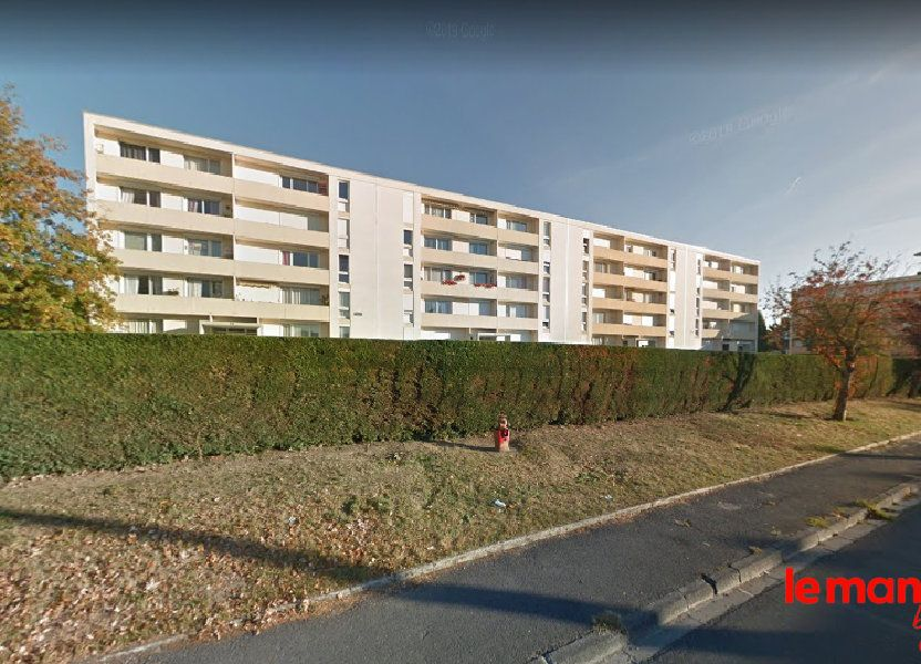 Appartement à vendre 68m2 à Laon
