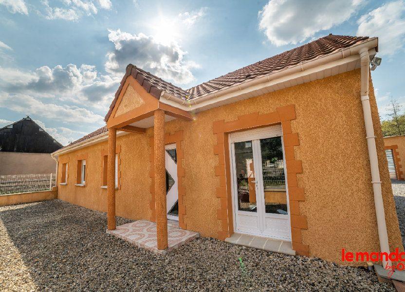 Maison à vendre 115m2 à Chaourse
